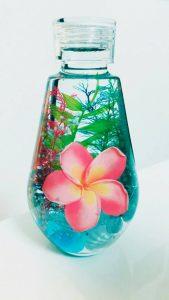 ハーバリウムの花材
