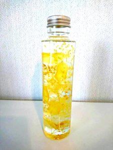 カラー効果で選ぶハーバリウム『黄色』編